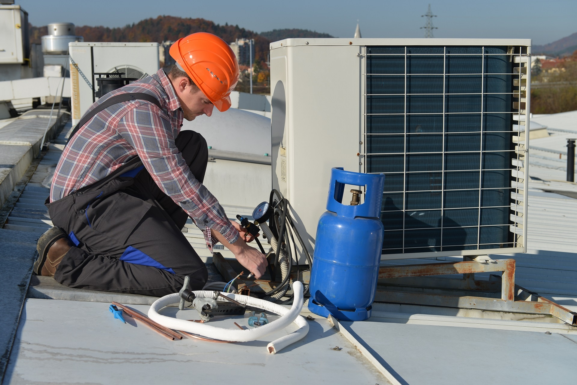 Air Conditioning Maintenance